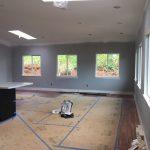 Upstairs Kitchen / Living Area